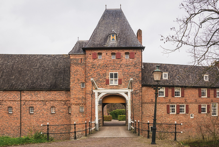 Doorwerth Castle  is a medieval castle situated near the river Rhine in The Netherlands.