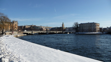 wintery: Wintery Stockholm