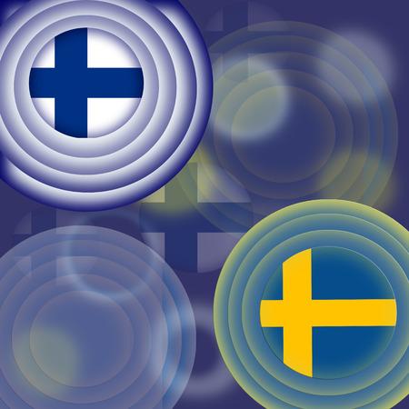suomi: Suomi vs Sweden