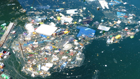 waste products: contaminated water