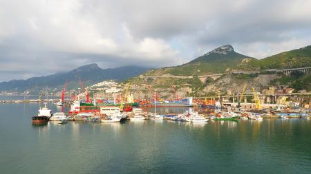 spezia: The cruise port of La Spezia