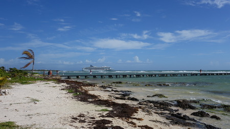 cruis: Costa Maya Beach, Mexico