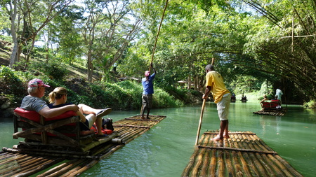 martha: River Rafting
