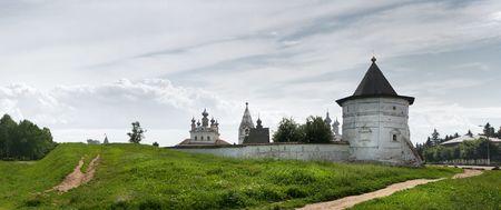 reverential: Antica fortezza vicino a Mosca. Russia.