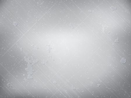 Grey background. Vector texture.