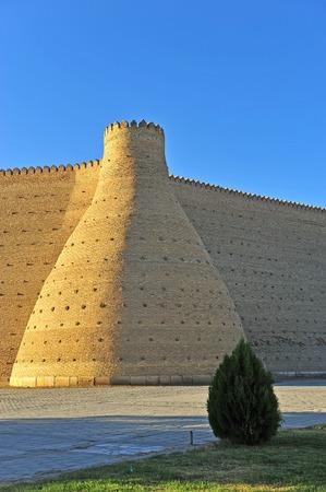 Bukhara: fortress