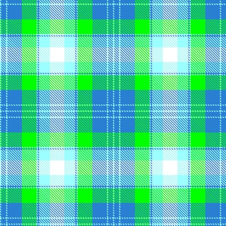 Retro tartan for fabric design. Modern abstract concept. Seamless pattern tartan. Graphic vector background. Material design style. Vector seamless background. Fabric wallpaper print texture