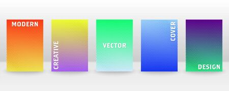 Minimal vector abstract cover notebook design. Brochure, book, magazine template. Abstract design for copybook brochures and school books. Planner and diary cover for print. Notebook paper. 版權商用圖片 - 146711525