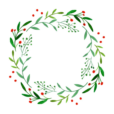 Christmas Wreath Clipart.41 363 Christmas Wreath Stock Illustrations Cliparts And