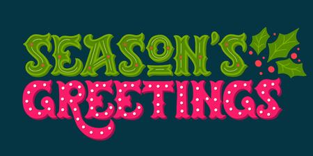 Freude Die Grüße Der Jahreszeit Sei Fröhlich Sammlung Von