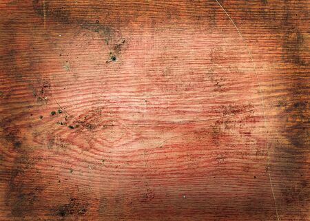 reddish and brown dirty old wood texture for backdrop and background