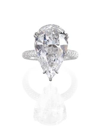 stetting: Big diamond ring