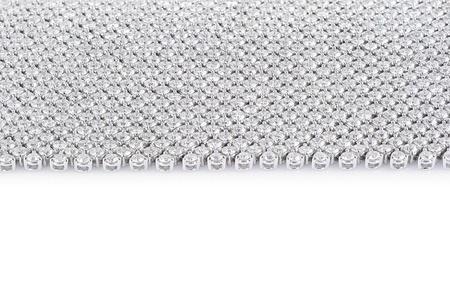 Diamond lace Stock Photo - 15967779