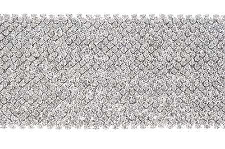 Diamond lace Stock Photo - 15967785