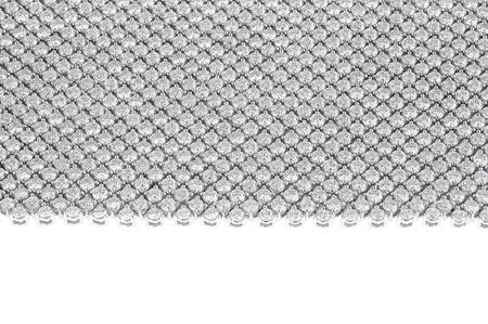 stetting: Diamond lace