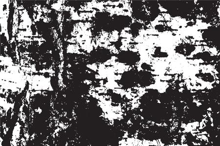 Een vector houtstructuur. Abstracte achtergrond, berkboomschors. Overlayillustratie over om het even welk ontwerp om natuurlijk houten effect en diepte tot stand te brengen. Voor posters, banners, retro en stedelijke ontwerpen. Stock Illustratie