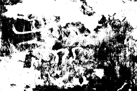 Abstract grunge background, grainy surface. Vector texture.