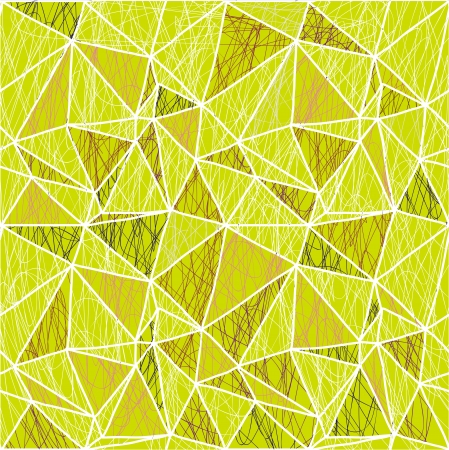 scrunch: Origami seamless abstract background