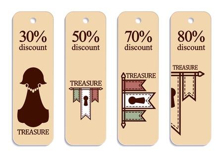 pricetag: Price tags set