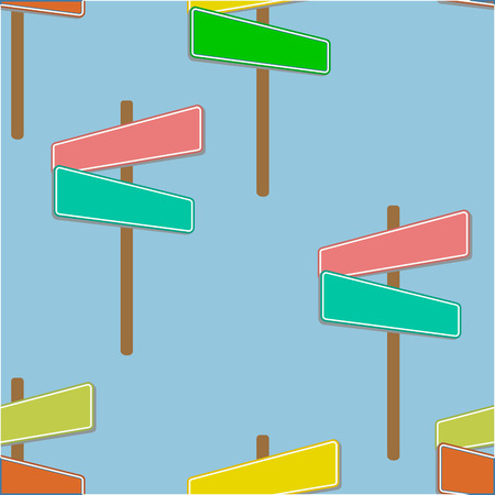 street signs: Wallpapers with bright street signs