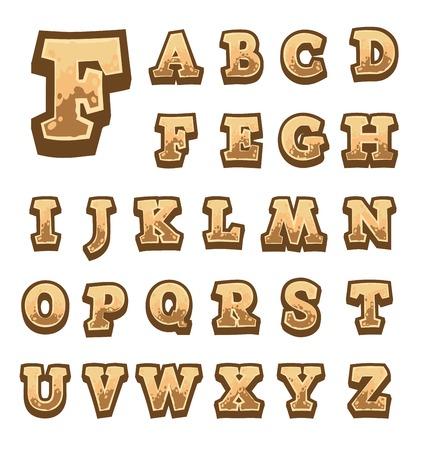 yellow stone: Yellow stone game alphabet