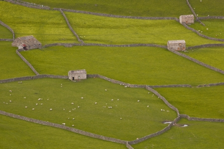 Gunnerside in the Yorkshire Dales National Park. Stock Photo - 14364371