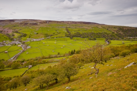 Gunnerside in the Yorkshire Dales National Park Stock Photo - 14364436
