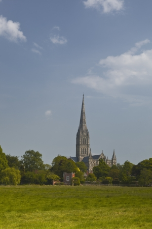 Salisbury Cathedral photo