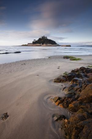St Michaels Mount, Marazion, Cornwall, England, UK. photo