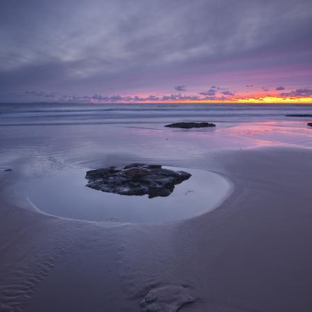 Dunraven Bay, Southerndown, Glamorgan, Wales, Verenigd Koninkrijk. Stockfoto
