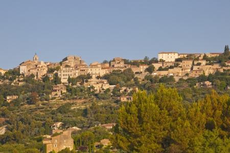 gordes: The hilltop village of Gordes in Provence.