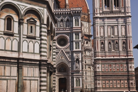 Cathedral Santa Maria del Fiore in Florence, Italy Stock Photo - 15088980