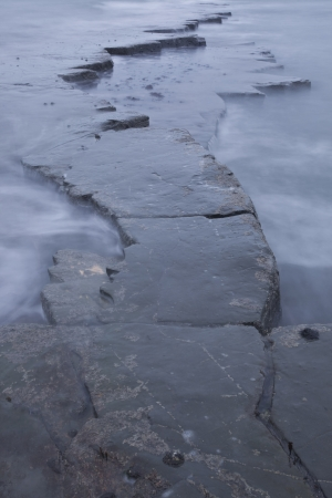 dorset: Kimmeridge Bay in Dorset