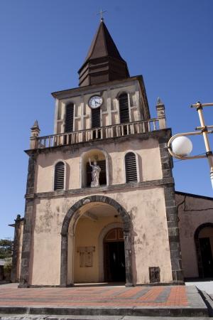 martinique: A church in Martinique