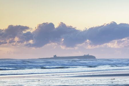The Farne Islands off the Northumberland coastline, England, UK. Stock Photo