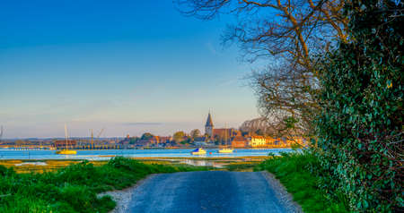 Another one from a recent lovely morning spent around Bosham - Spring Sunrise over Bosham Harbour and village, West Sussex, UK