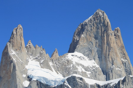 chalten: Cerro Fitz Roy Chalten, Argentina