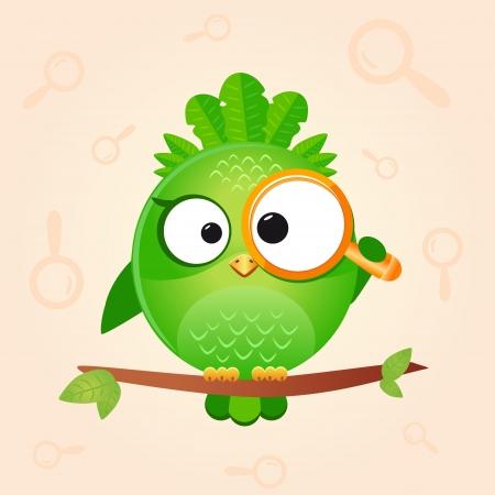 bird loop Stock Vector - 17218601