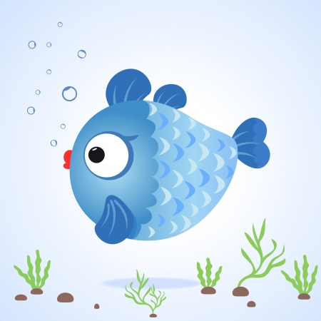 fish Stock Vector - 17465986