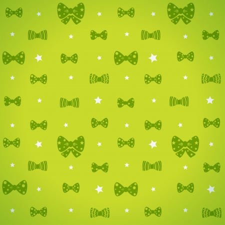bow pattern Stock Photo - 20842310