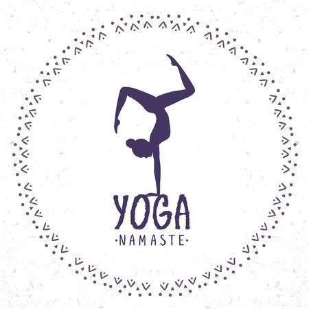 spiritual energy: yoga girl