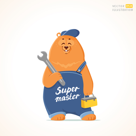 locksmith: Bear super master