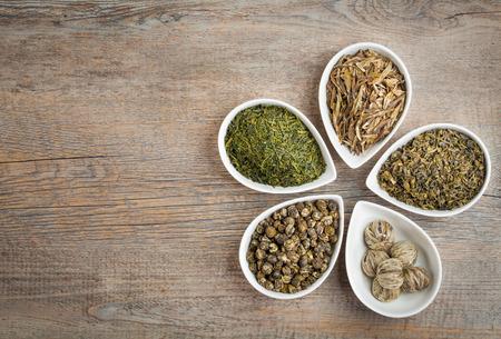 sencha tea: Loose Green Tea