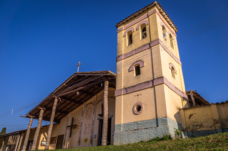 Jesuit Mission in Santiago de Chiquitos, Bolivia