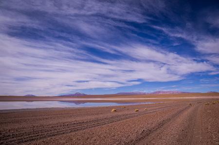 avaroa: Reflections in altiplano, Bolivia