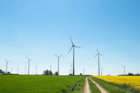 Energieanlagen Standard-Bild - 23739494