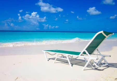 silla playa: Alquiler Silla de playa Foto de archivo