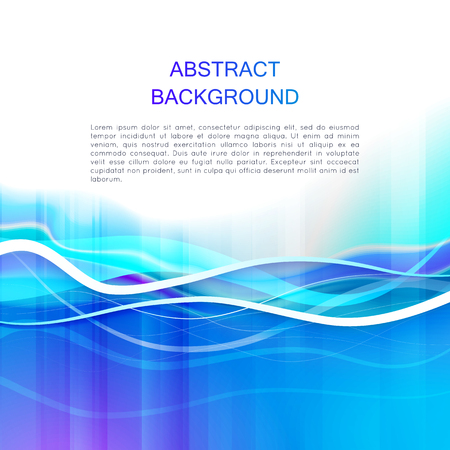 abstract swirls: Abstract blue background,  futuristic wavy for web and mobile device