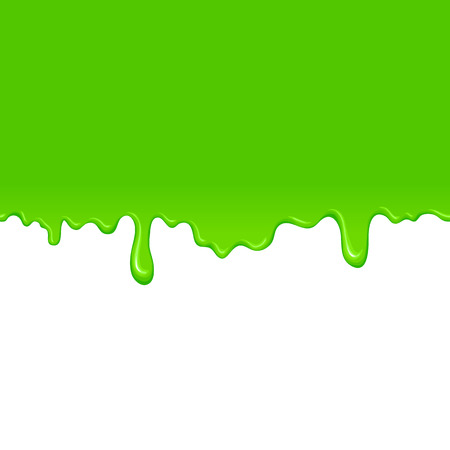 Green slime background with space for text and logo Reklamní fotografie - 48325617