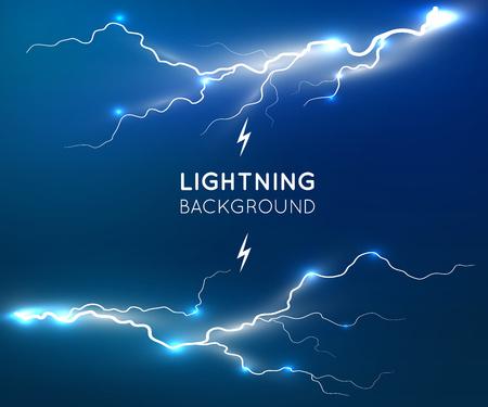 Neue Blitzschlaghintergrund. Bestes Design für Web